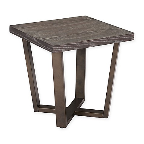 image of Zuo Modern Brooklyn Side Table