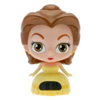 Disney® BulbBotz™ Princess Belle Alarm Clock