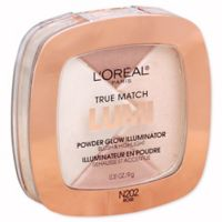 L'Oréal® True Match Lumi Powder Glow Illuminator in Rose