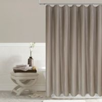 Twilight 54-Inch x 78-Inch Shower Curtain in Stone