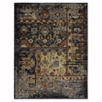 Mohawk Home Studio Tobey 8-Foot x 11-Foot Area Rug in Blue Slate