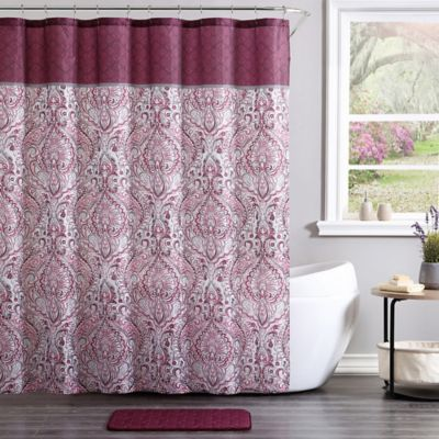Burgundy Shower Curtain Full Size Of Shower Curtains