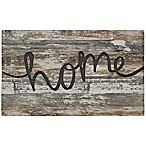 Mohawk Home® Crumb Rubber 18-Inch x 30-Inch Farmhouse Home Welcome Mat