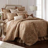 Austin Horn Classics San Tropez King Comforter Set in Chocolate