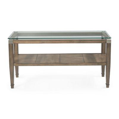 Bassett Mirror Company Braden Console Table In Toffee
