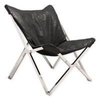 Zuo® Sunk Chair in Black