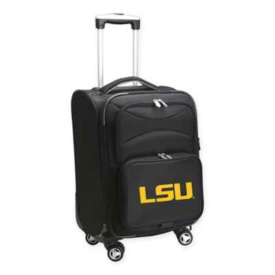 LSU Tigers 20-Inch Carry On Spinner