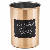 Old Dutch International Chalkboard Tool Caddy in Copper