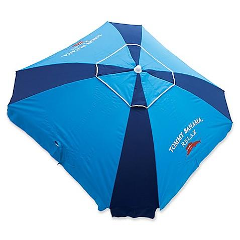 Tommy Bahama 174 7 Foot Beach Umbrella Bed Bath Amp Beyond