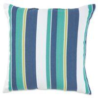 Encinitas Cool Square Outdoor Throw Pillow