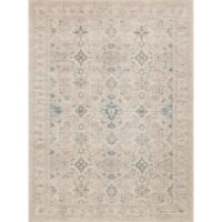 Magnolia Home by Joanna Gaines Ella Rose 12-Foot x 15-Foot Area Rug in Bone