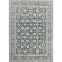 Magnolia Home by Joanna Gaines Ella Rose 13-Foot x 18-Foot Area Rug in Dark Blue