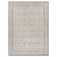 Magnolia Home by Joanna Gaines Ella Rose 5-Foot 3-Inch x 7-Foot 6-Inch Area Rug in Mist/Stone
