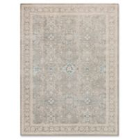 Magnolia Home by Joanna Gaines Ella Rose 5-Foot 3-Inch x 7-Foot 6-Inch Area Rug in Steel