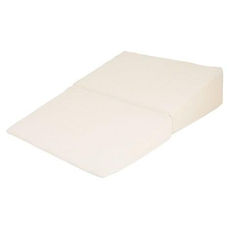 Remedy Brand Pedic Folding Wedge Pillow Bed Bath Amp Beyond