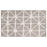 Mohawk Signature Bamboo View 20-Inch x 34-Inch Accent Rug in Grey