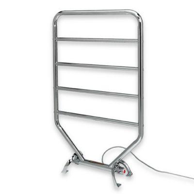 traditional towel warmer and dry rack chrome - Towel Warmer Rack