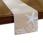 Shore Shells 90-Inch Table Runner