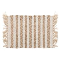 Striped Placemat in Natural