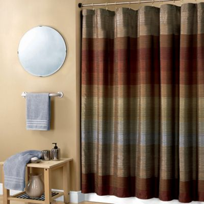 Du Bois Fabric Shower Curtain
