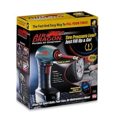 as seen on tv air dragon portable air compressor - Air Mattress Bed Bath And Beyond