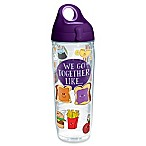 "Tervis® ""We Go Together Like"" Wrap 24 oz. Water Bottle with Lid"