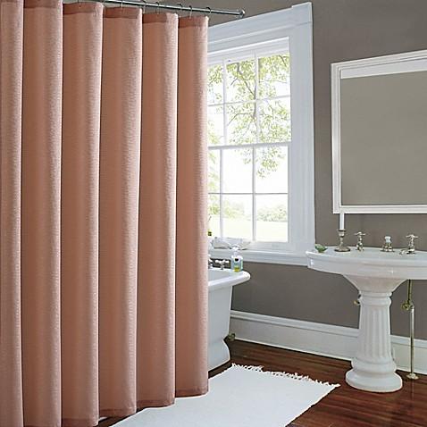 Metallic Luster Shower Curtain Bed Bath Amp Beyond