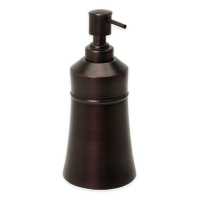 An Farrington Lotion Dispenser In Oil Rubbed Bronze