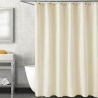 Haven Harmony 72-Inch x 72-Inch Shower Curtain in Ecru
