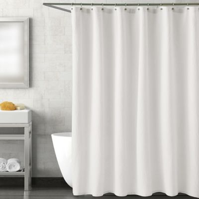 Harmony 72 Inch X 84 Inch Shower Curtain In White