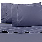Wamsutta® 625-Thread Count PimaCott® Queen Sheet Set in Denim