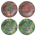 Phocacia Appetizer Plates (Set of 4)