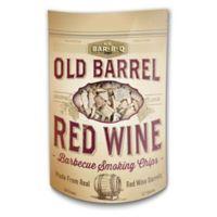 Mr. Bar-B-Q Old Barrel Red Wine Wood Smoking Chips