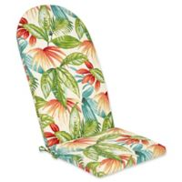 Outdoor Adirondack Cushion in Shady Palms