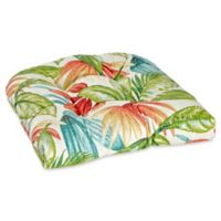 Outdoor U-Cushion in Shady Palms