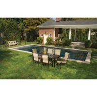 Hanover Brigantine 7-Piece Patio Set