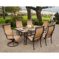 Hanover Monaco 7-Piece Patio Set