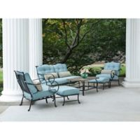 Hanover Oceana 6-Piece Patio Set