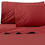 Wamsutta® 625-Thread Count PimaCott® Queen Sheet Set in Rust