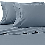 Wamsutta® 625-Thread Count PimaCott® Queen Sheet Set in Aqua