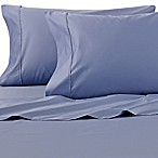 Wamsutta® 625-Thread Count PimaCott® Queen Sheet Set in Blue Jean
