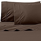 Wamsutta® 625-Thread Count PimaCott® Queen Sheet Set in Chocolate