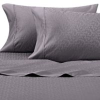 Wamsutta® 625-Thread Count PimaCott® Scroll King Pillowcases in Charcoal (Set of 2)