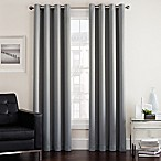 Twilight 84-Inch Room Darkening Grommet Window Curtain Panel in Grey