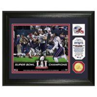 NFL New England Patriots Super Bowl LI Champions Celebration Photo Mint