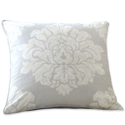 sanderson amelia rose printed throw pillow in purple