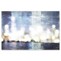 "Parvez Taj ""City Scape"" 24-Inch x 16-Inch Canvas Wall Art"