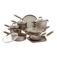 Anolon® Advanced Umber 14-Piece Cookware Set