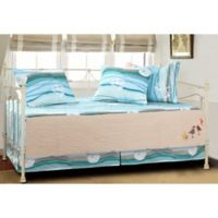 Maui Daybed Quilt Set in Blue
