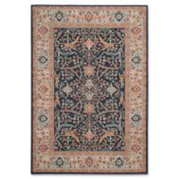 Safavieh Madison Myrcella 8-Foot x 10-Foot Area Rug in Navy/Cream
